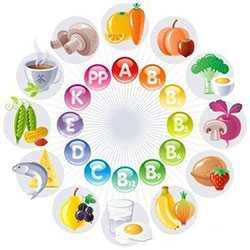 Bổ sung Vitamin, khoáng chất