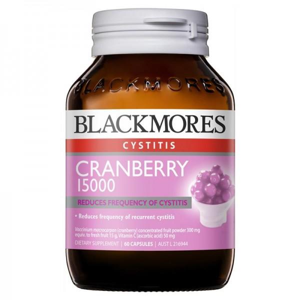 Blackmores - Cranberry - Viêm đường tiết niệu