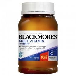 Blackmores - Multivitamin for 50+ Exclusive - Vitamin tổng hợp dành cho người trên 50 tuổi 150v