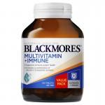 Blackmores - Multivitamin + Immune  - Vitamin tổng hợp + tăng cường hệ miễn dịch 150v