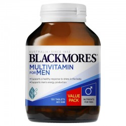 Blackmores - Multivitamin for Men Exclusive - Vitamin tổng hợp dành cho nam 150v