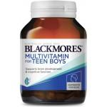 Blackmores - Multivitamin for Teen boys - Vitamin tổng hợp dành cho thiếu niên nam 60v