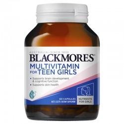 Blackmores - Multivitamin for Teen Girls - Vitamin tổng hợp dành cho thiếu nữ 60v