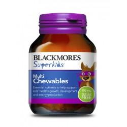 Blackmores - Kẹo nhai Vitamin cho trẻ em Superkids Multi 60 Viên