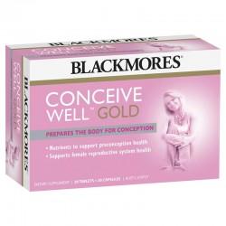 Blackmores Conveice Well Gold - Thuốc tăng khả năng thụ thai  56v