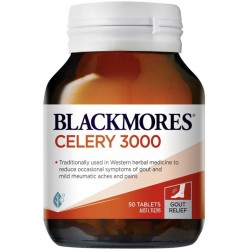 Blackmores Celery - Phòng ngừa bệnh Gout