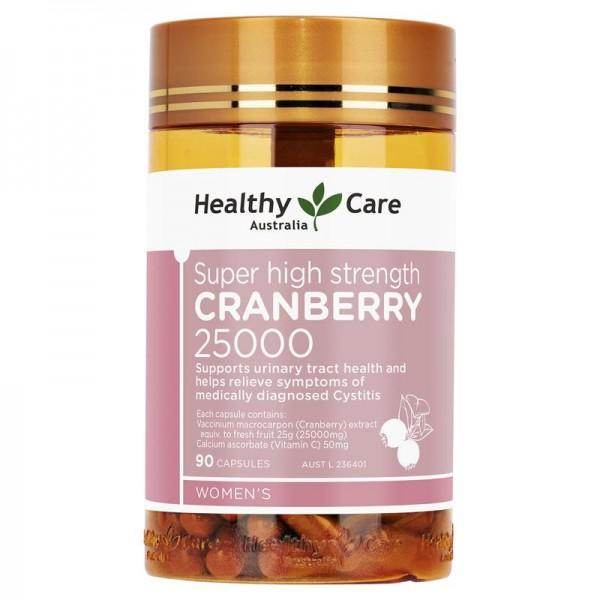 Healthy Care - Cranberry - Trị viêm đường tiết niệu