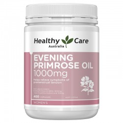Healthy Care - Evening Primrose oil - Tinh dầu hoa Anh thảo