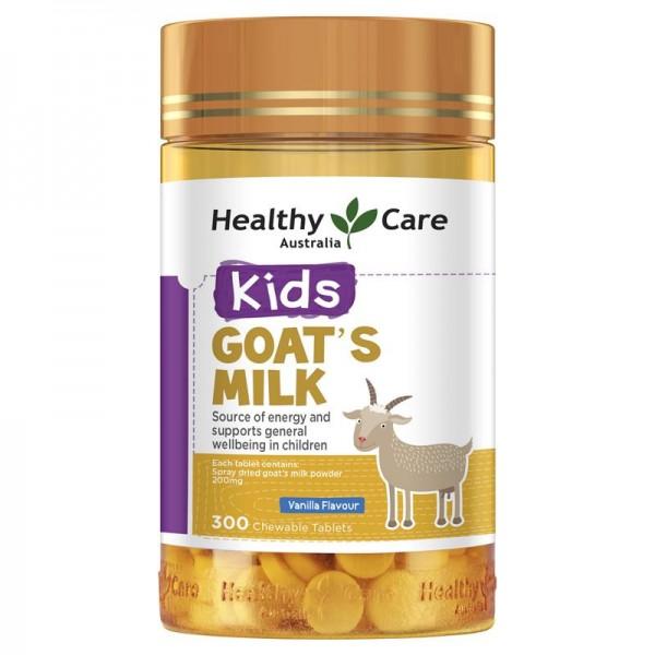 Healthy Care - Sữa dê vị Vani