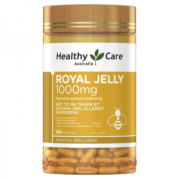 Healthy Care Royal Jelly - Sữa ong chúa
