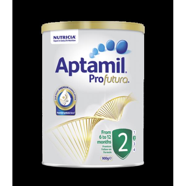 Nutricia - Aptamil profutura số 2 cho trẻ từ 6-12 tháng tuổi