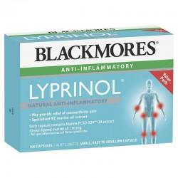 Blackmores Lyprinol - Giảm đau xương khớp