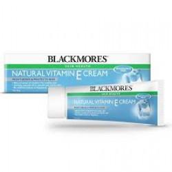 Blackmores - Kem dưỡng da Natural Vitamin E Cream 50 g