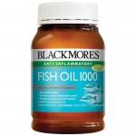 Blackmores - Fish oil - Dầu cá