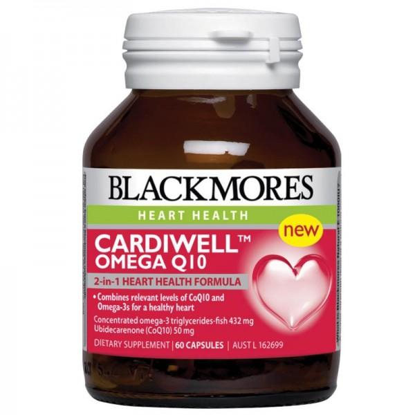 Blackmores - Bổ tim - Cardiwell
