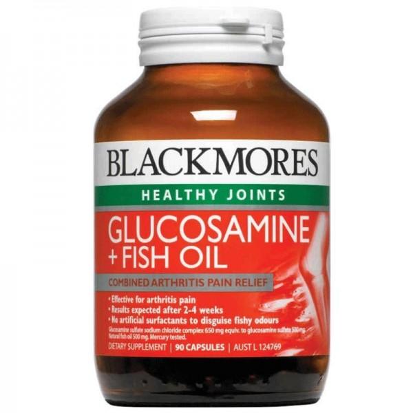 Blackmores Glucosamine Fish Oil