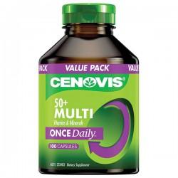 Cenovis Multi 50+ - Vitamin tổng hợp