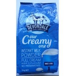 Devondale - Sữa tươi dạng bột nguyên kem