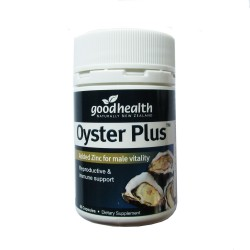 Goodhealth - Oyster Plus - Tinh chất hàu Tăng cường sinh lý đàn ông 60v