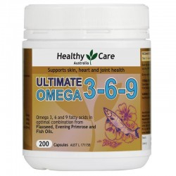 Healthy Care - Dầu cá Omega 3-6-9  Ultimate