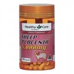 Healthy care - Viên uống Nhau thai cừu 5000mg 100 viên