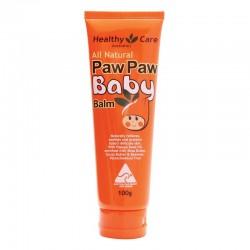 Healthy Care - Kem bôi ngoài da đa năng cho bé từ thiên nhiên Úc  -  All Natural Paw Paw Baby Balm 100g