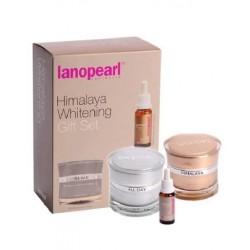 Lanopearl - Bộ sản phẩm trị nám và làm trắng da cao cấp Himalaya Whitening Gift Set
