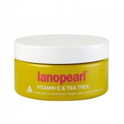 Lanopearl Sữa rửa mặt Vitamin E & Tea Tree