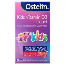 Ostelin - Bổ sung Vitamin D3 dạng siro