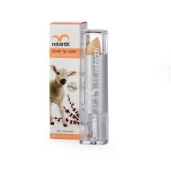 Rebirth lanolin lip balm - Son dưỡng môi chống nắng giàu Vitamin E