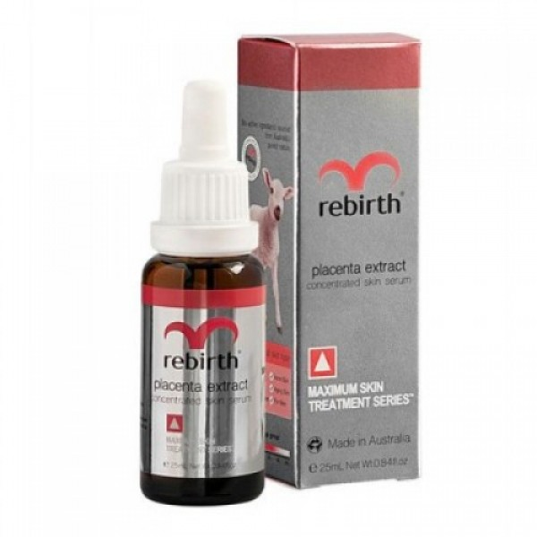 Rebirth Placenta Extract Concentrated Skin Serum - Serum trị nám nhau thai cừu