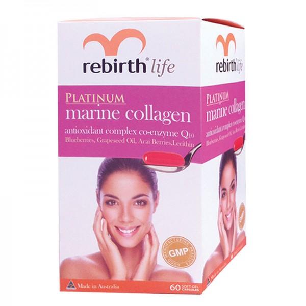 Rebirth - Platinum Marine collagen