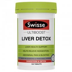 Swisse Giải độc gan – Ultiboost Liver Detox