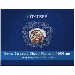 Vitatree - Viên uống Nhau thai cừu 60000 mg